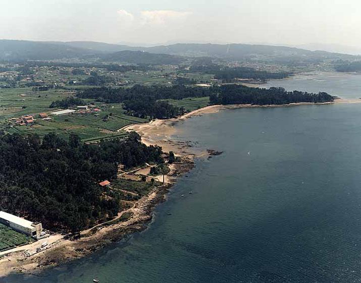 playa a fontiña