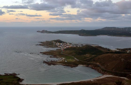 Playa O Facho