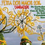 cartel de la festa dos maios