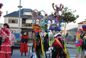 martes de carnaval en cambados