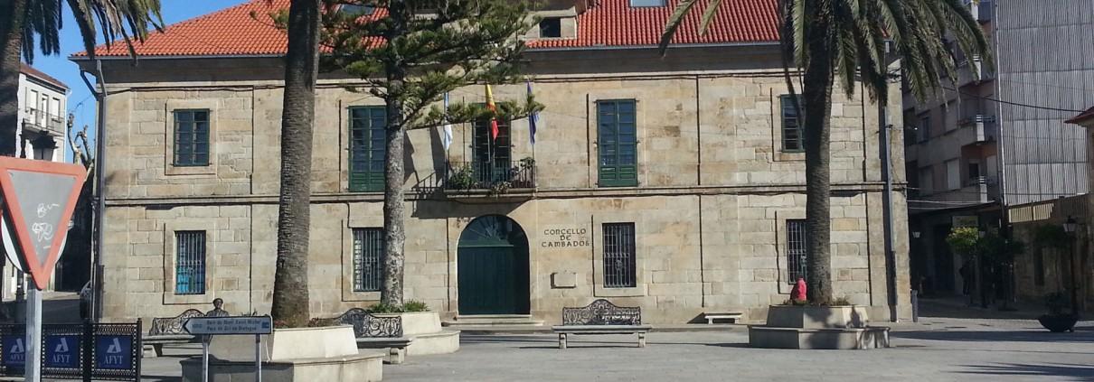Casa Do Concello de Cambados