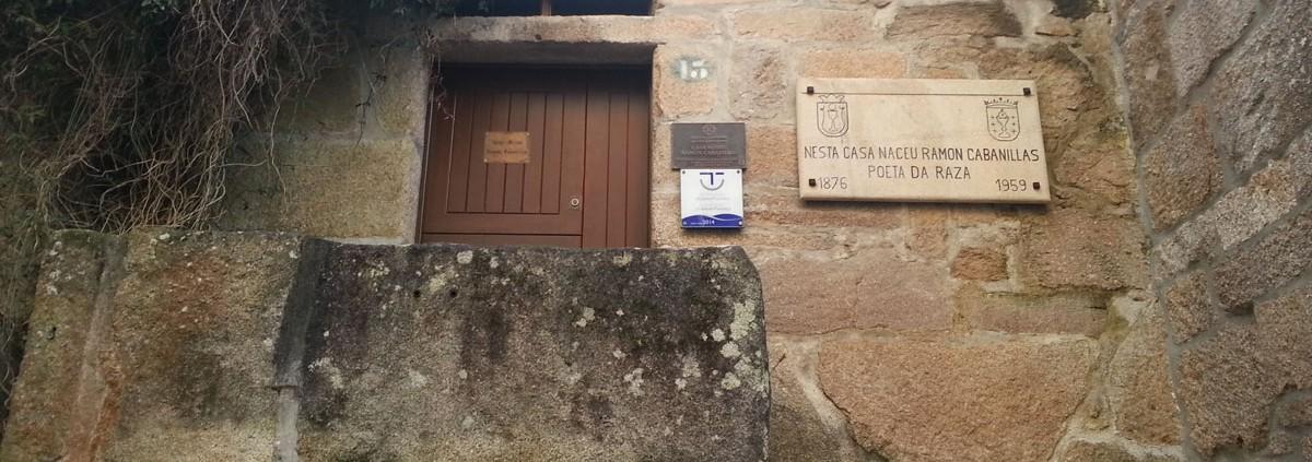 Casa Museo Ramón Cabanillas Entrada