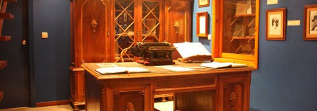 Casa Museo Ramón Cabanillas Interior