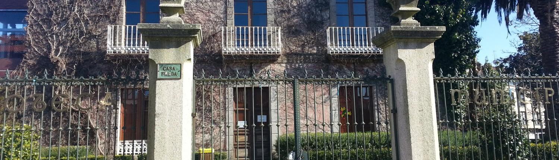 Casa dos Fraga Entrada