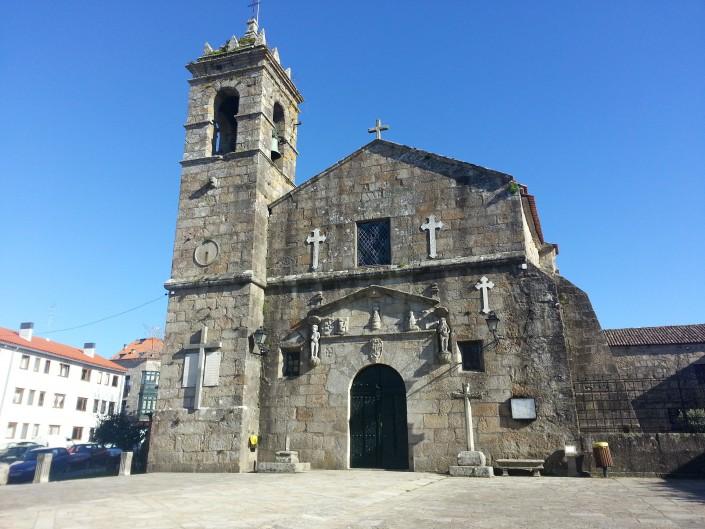 Convento de San Francisco Entrada