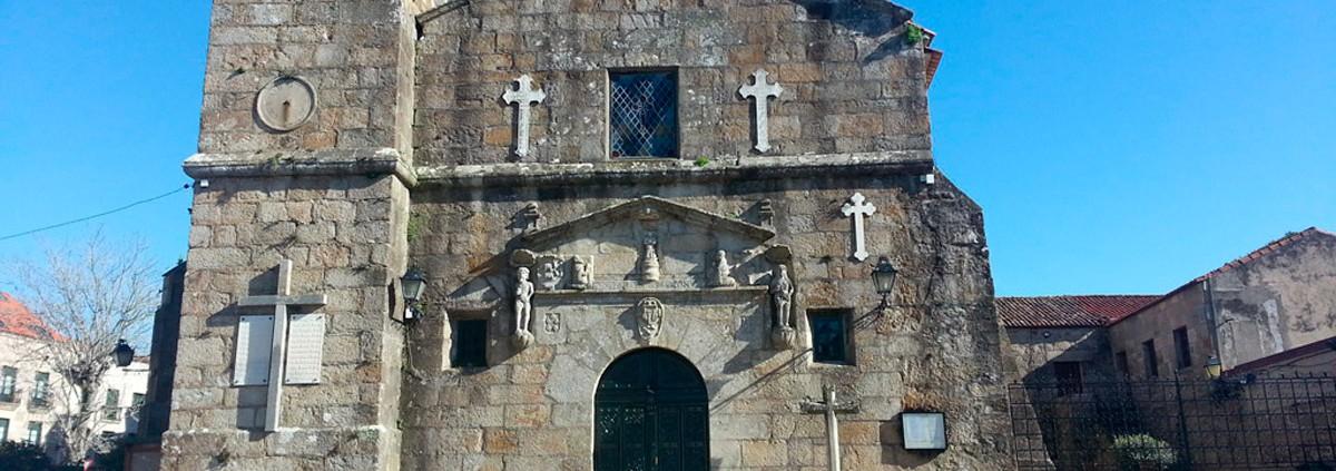 Convento de San Francisco - Fachada