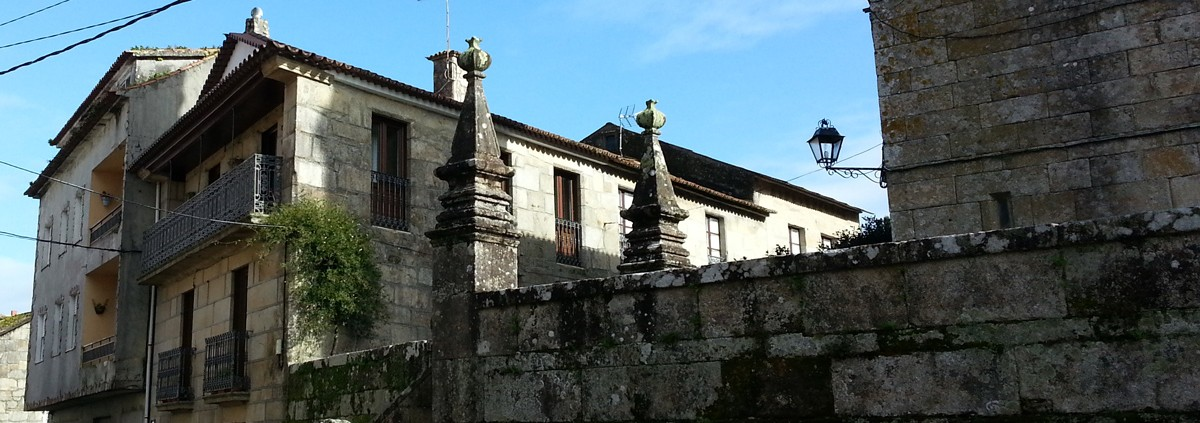 Igrexa de San Bieito - Entrada Trasera