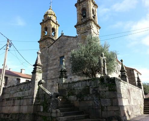 Igrexa de San Bieito - Esquina