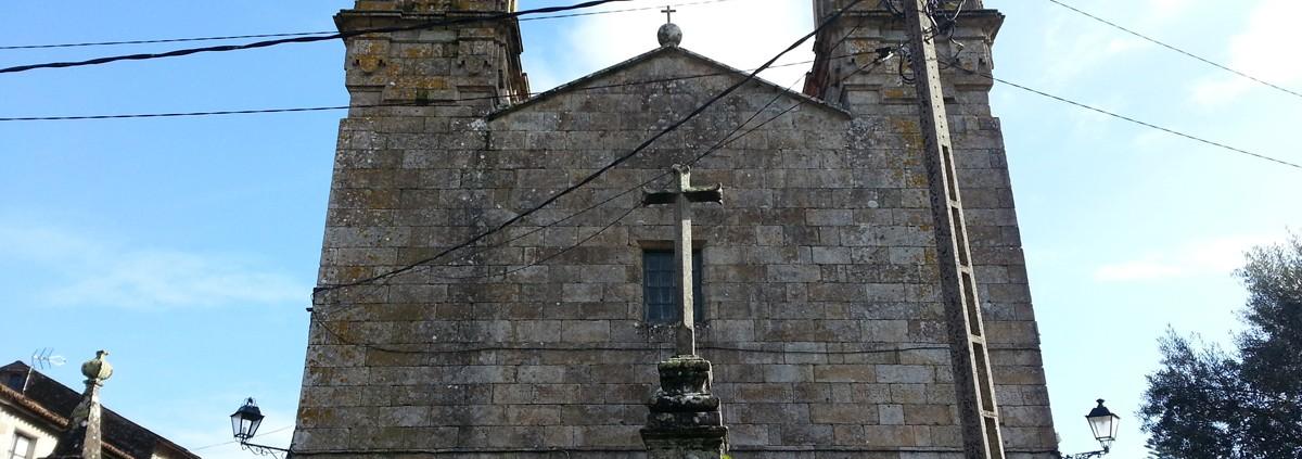 Igrexa de San Bieito - Parte Trasera