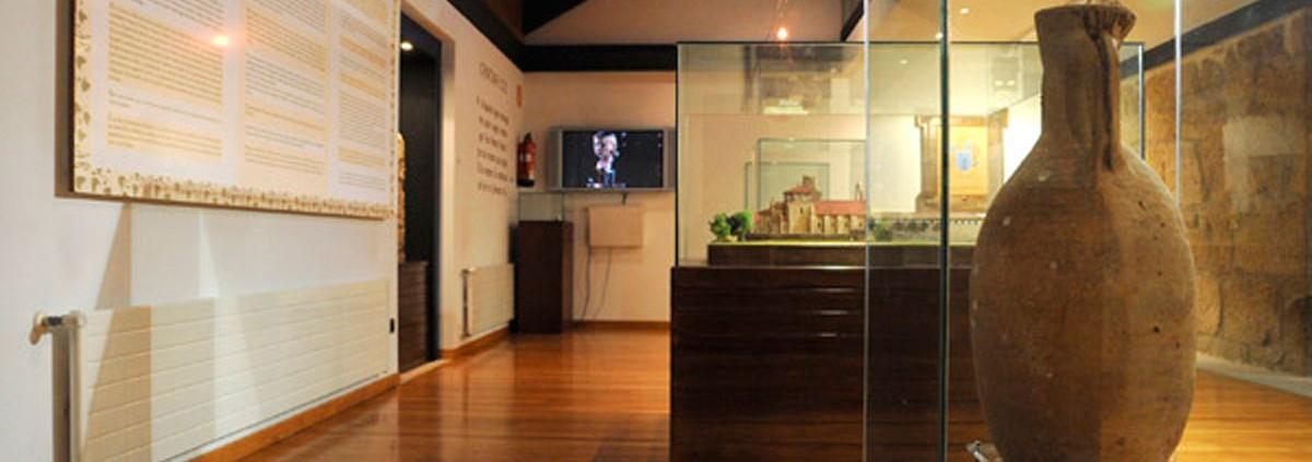 Interior del Museo Etnográfico y del Vino de Cambados
