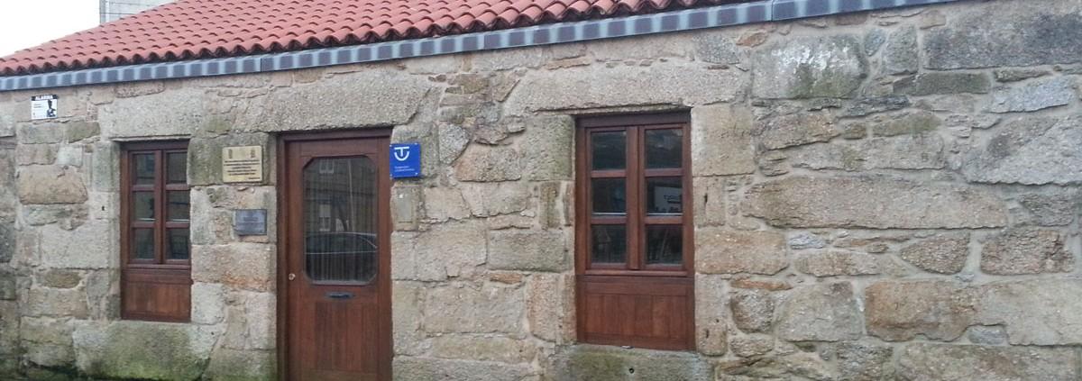 Museo Casa do Pescador Entrada