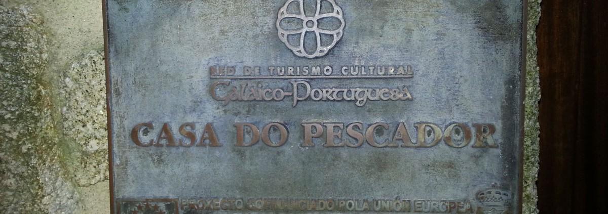 Museo Casa do Pescador Placa de la Entrada