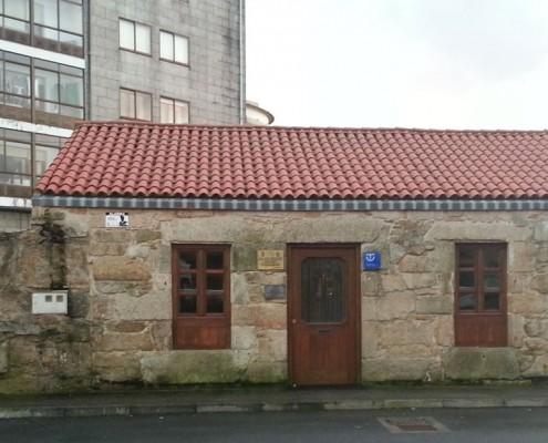 Museo Casa do Pescador Vista de la Entrada