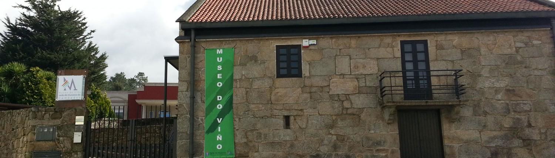 Museo Etnografico del vino - entrada