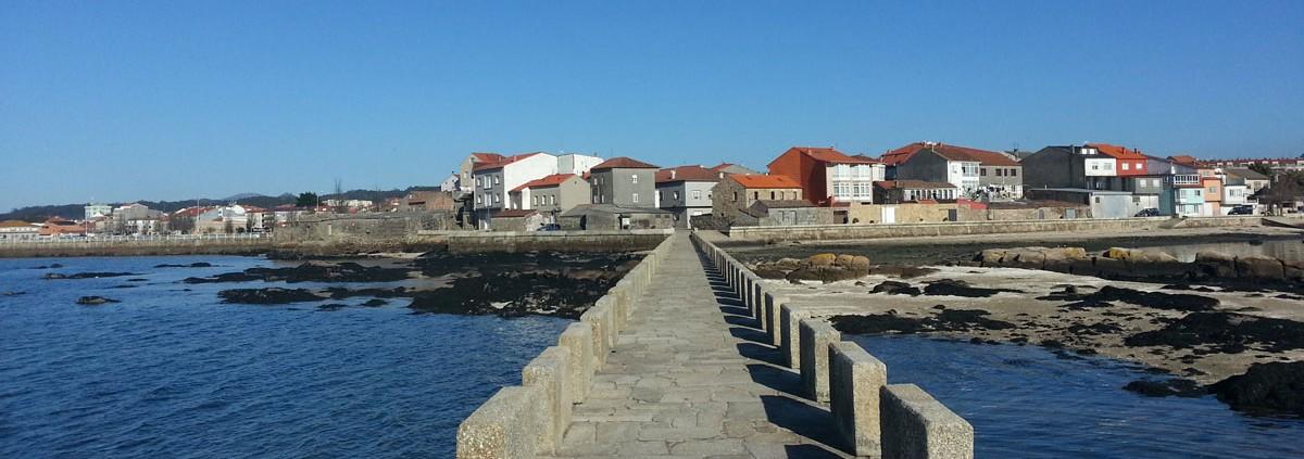 Pasarela Playa A Mouta a Torre de San Sadurniño