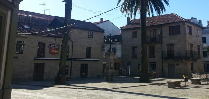Plaza de Alfredo Brañas