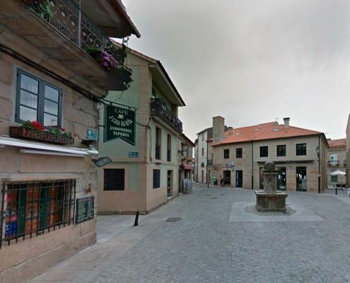 Plaza das Rodas