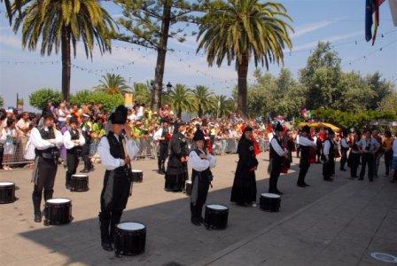 Fiesta Del Albariño En Cambados