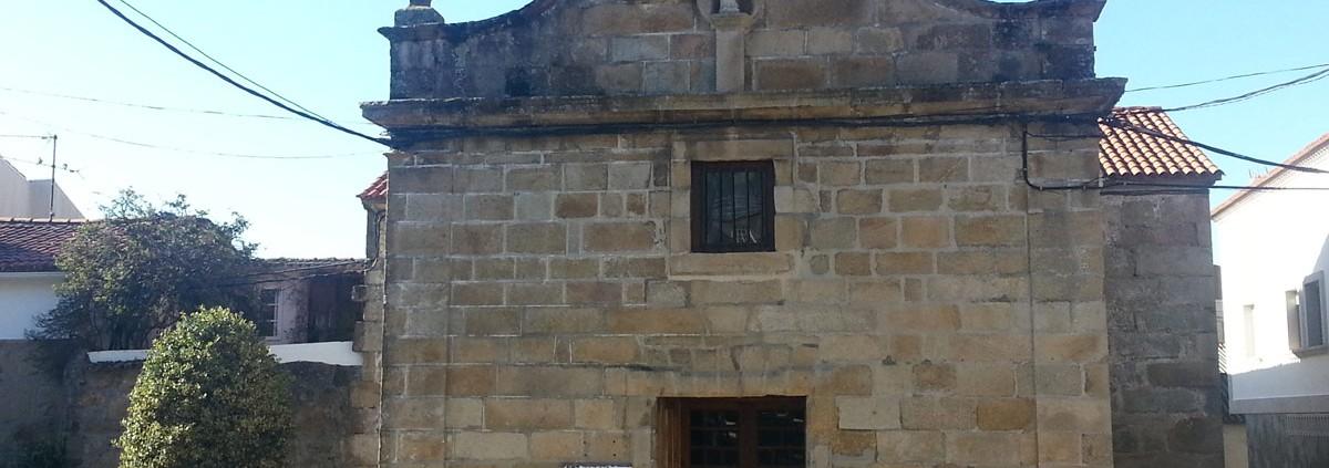Capilla de la Valvanera Vista Exterior