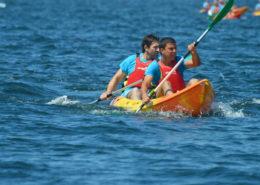 Ruta en Kayak por Cambados