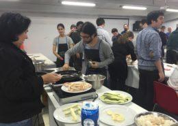 Taller de cocina en Cambados